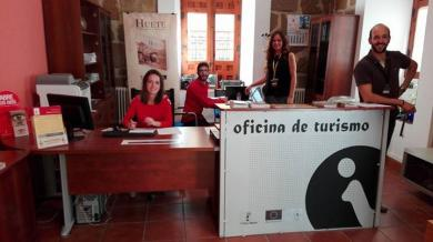 Ayuntamiento de huete for Oficina municipal de turismo