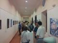 """Miércoles 17 - Inauguración exposición """"Artistas Optenses"""""""