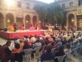 """Domingo 21 - Actuación del grupo folklórico """"Caracenilla Olé"""" en la XVI Feria de Artesanía"""