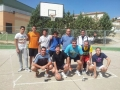 Domingo 14 - Baloncesto 3x3