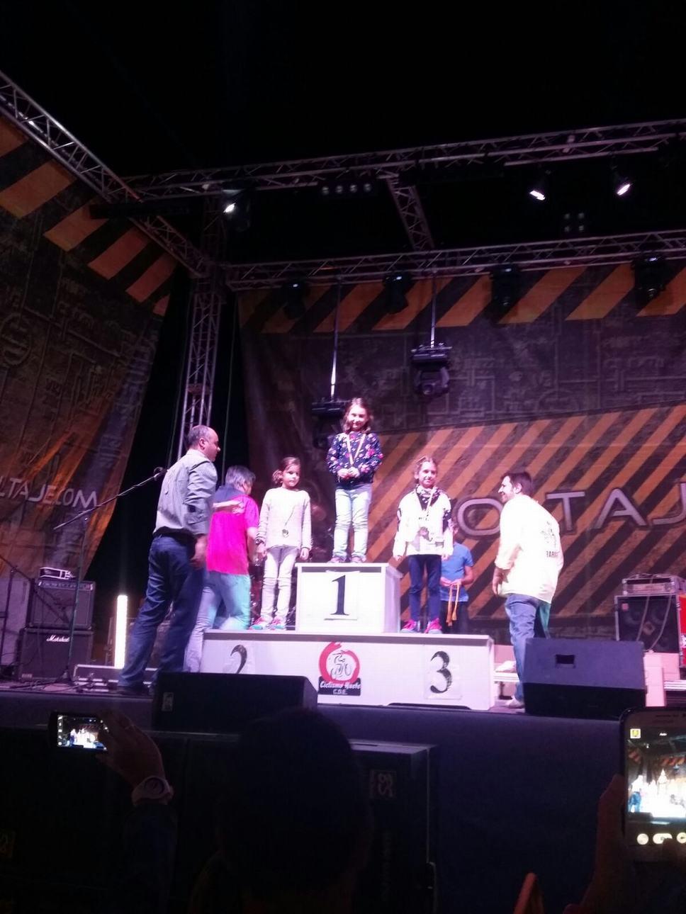 H Entrega de Premios Milla Urbana