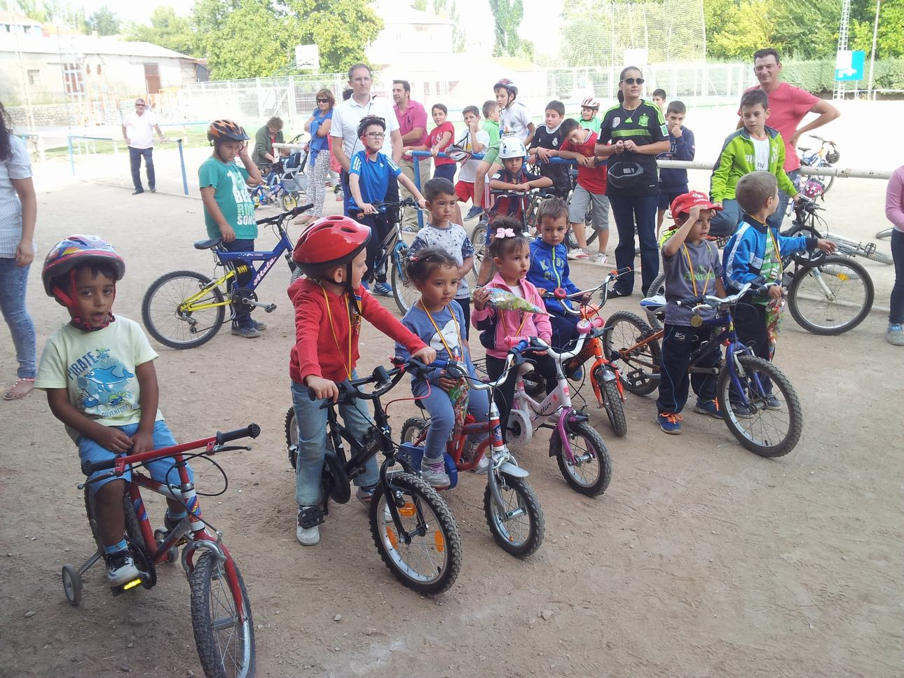 C Competiciones deportivas infantiles