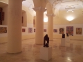 F Inauguración exposición de pintura de Rafael Romero