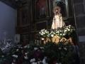 I La Santa Virgen de la Merced en su templo